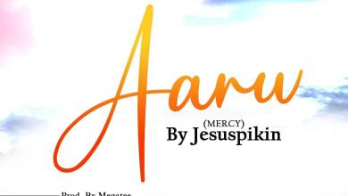 Photo of [Audio] Aanu (Mercy) By Jesus Pikin