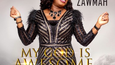 Photo of [Audio] My God is Awesome By Chichi Zawmah