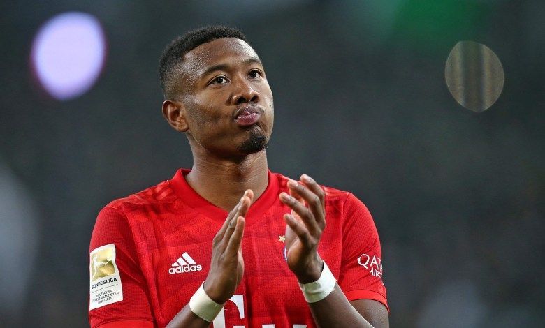 Photo of Bayern Munich Confirm David Alaba Is Ready To Leave The Club.
