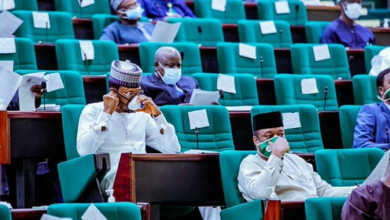 Photo of BREAKING: Reps Condemn British Parliament's Position On #EndSARS, Allegation Against Gowon.