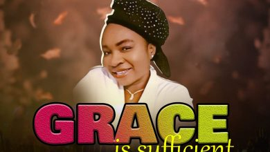 Photo of [Audio] Grace Is Sufficient By Lilian Odimma Smart