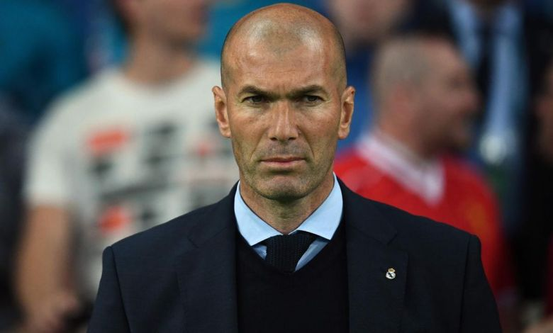 Photo of BREAKING: Real Madrid Coach Zidane Tests Positive For COVID-19.