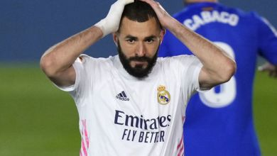 Photo of UCL: Real Madrid Hit By Benzema Injury Ahead Of Atalanta Test.