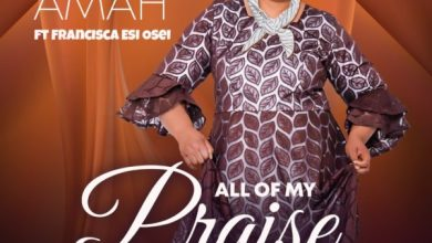 Photo of [Music] All of My Praise By Grace Amah