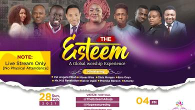 Photo of [Event] The Esteem Live Worship Concert The Virtual Edition