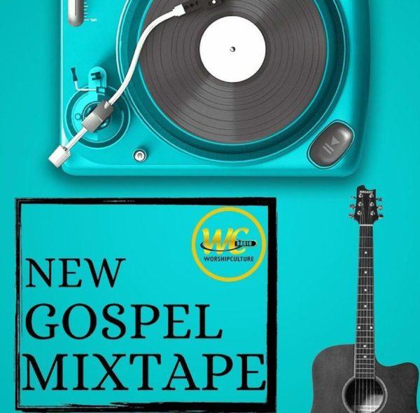 Hot Praise And Worship Mixtape - Series 1