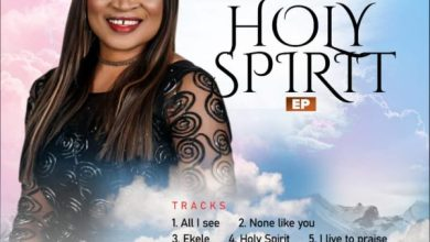 Photo of [7-Track EP] Holy Spirit By P Uche Etiaba