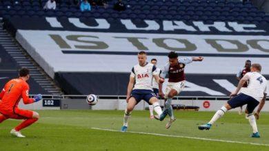 Photo of Tottenham 1-2 Aston Villa