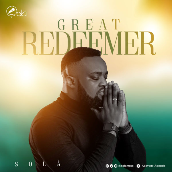 Great Redeemer By Solá