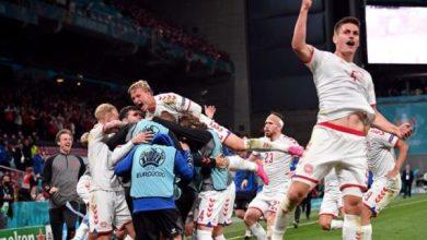 Photo of Russia 1-4 Denmark