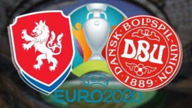 Photo of TODAY'S MATCH: Czech Republic VS Denmark 5:00PM
