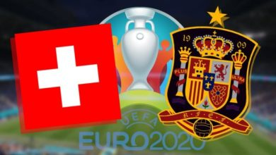 Photo of TODAY'S MATCH: Switzerland VS Spain (EUROPEAN CHAMPIONSHIP) 5:00PM