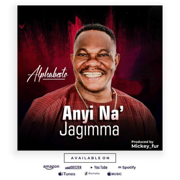 Anyi Na'jagimma By Alphabesto