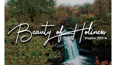 Photo of [Music] Beauty of Holiness By Mama Tee