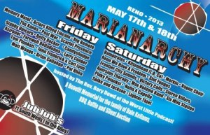 Marianarchy 2013: A benefit for Dale Kellams