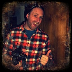 Brian Jackson - photographer and media manager from Washington State