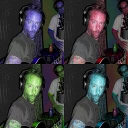Greg Grenade of The Defabulators