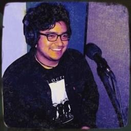 Freddy Dai smiling
