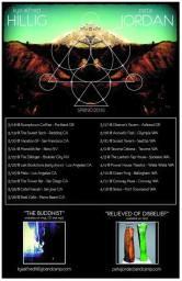 Kye Hillig Tour 2015