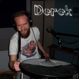 Derek Todd, sticks high