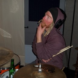 Andrew Hockenberry - Saber Tooth Dragons - drums
