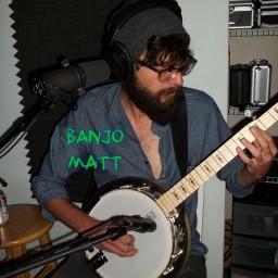 Matt Karr - banjo - Heard of Elephants