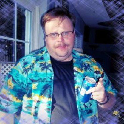 Steve Van Pelt Reno Nevada comedian and open mic comedy host.