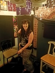 Reno band Ozymandias recording at Dogwater Studios.