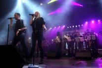 """Die Balver Formation """"Die Amigos"""" besteht aus rund 20 Musikern (Foto: Björn Othlinghaus)"""