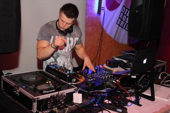 DJ LUK-S. Foto: Björn Othlinghaus