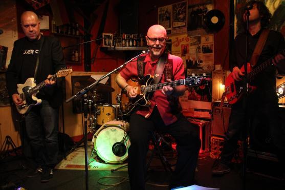 Blues Company (Foto: Björn Othlinghaus)