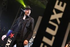 Deluxe the Radioband. (Foto: Björn Othlinghaus)
