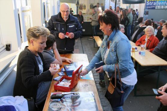 Dahlmann-Straßenfest. (Foto: Björn Othlinghaus)