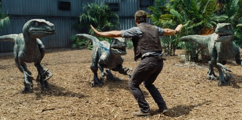 Jurassic World. (Foto: Universal Pictures)