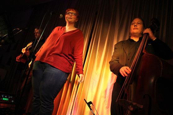 Julia Späinghaus und Max Jalaly. (Foto: Björn Othlinghaus)