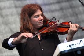 Johannes Reinig (Geige). (Foto: Björn Othlinghaus)