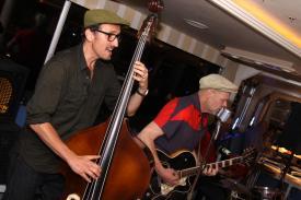 Teddy Conetti Trio. (Foto: Björn Othlinghaus)