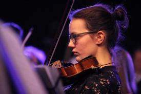 Jugendsinfonieorchester der Musikschule und Lüdenscheider Kammerorchester. (Foto: Björn Othlinghaus)