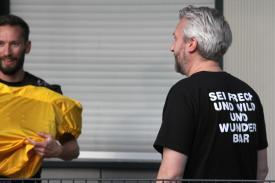 SPD-Bürgermeisterkandidat Sebastian Wagemeyer. (Foto: Björn Othlinghaus)