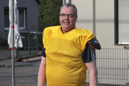 FDP-Bürgermeisterkandidat Jens Holzrichter. (Foto: Björn Othlinghaus)