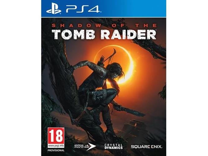 Juego PS4 Shadow Of The Tomb Raider WORTEN