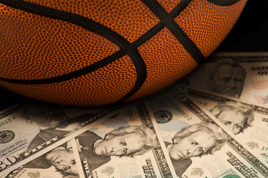How can athletes balance cash flows given the trajectory of their careers?
