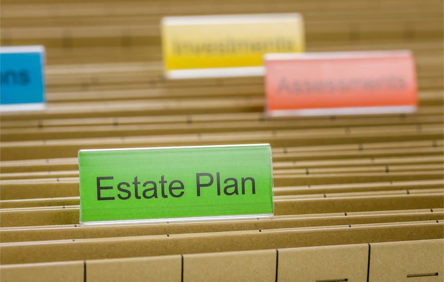 What are some important considerations in estate planning with a disabled child?