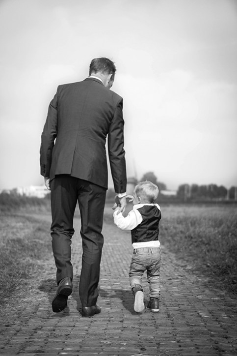 Passing down values to your children