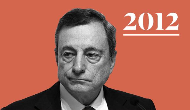 Power 100 Mario Draghi
