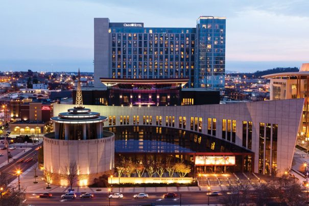 The Country Music Hall of Fame — Nashville Convention & Visitors Corps