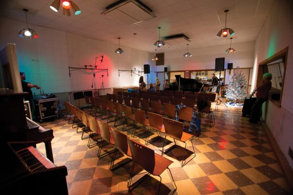 Historic RCA Studio B — Country Music Hall of Fame Museum