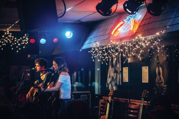 Striking Matches plays The Bluebird Cafe — Nashville Convention & Visitors Corps