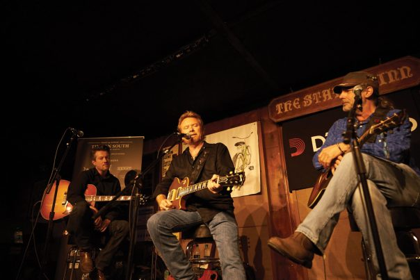 Songwriters in-the-round at The Station Inn — Nashville Convention & Visitors Corps