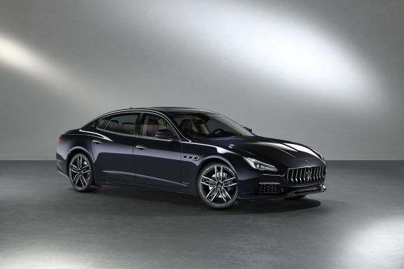 Maserati and Zegna Blend Classic Luxury with Futuristic Technology in a New Collaboration